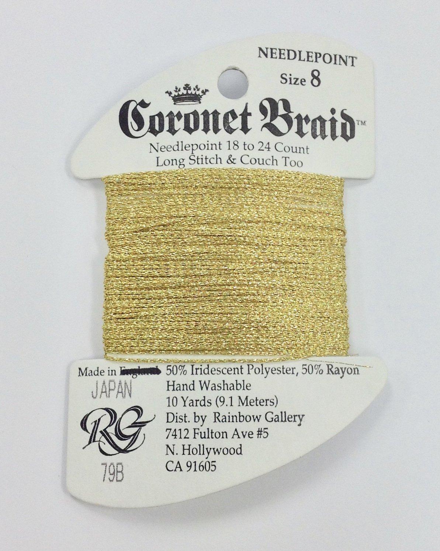 coronet braid 8