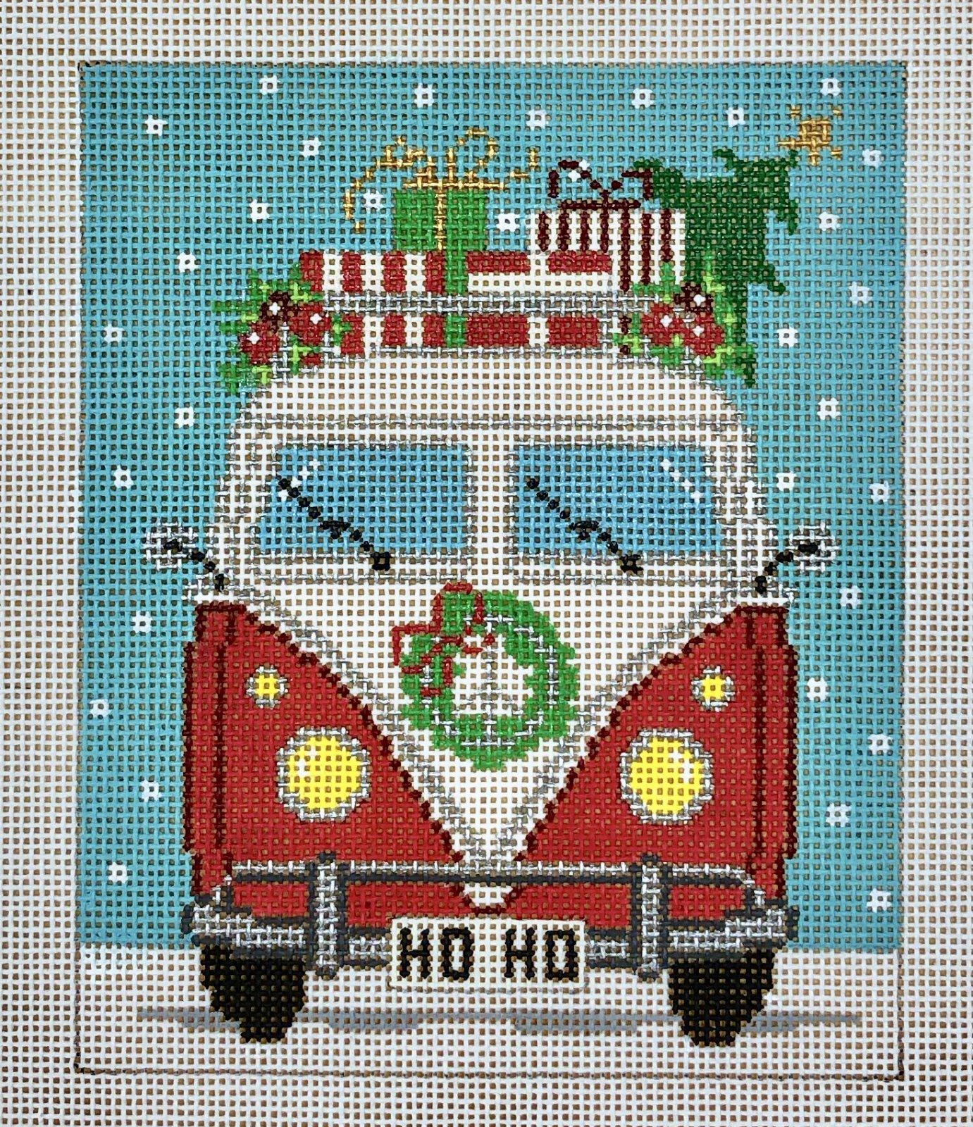 micro bus christmas