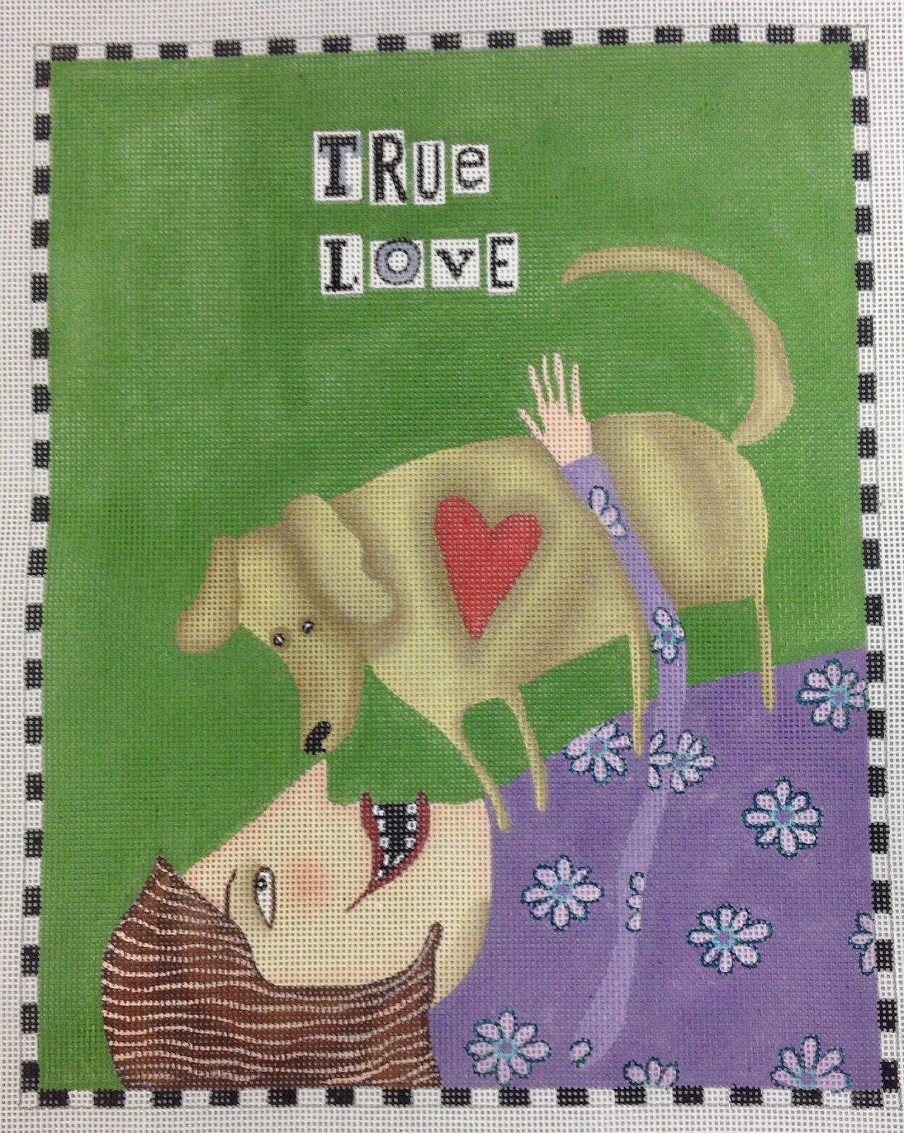 true love, dog*