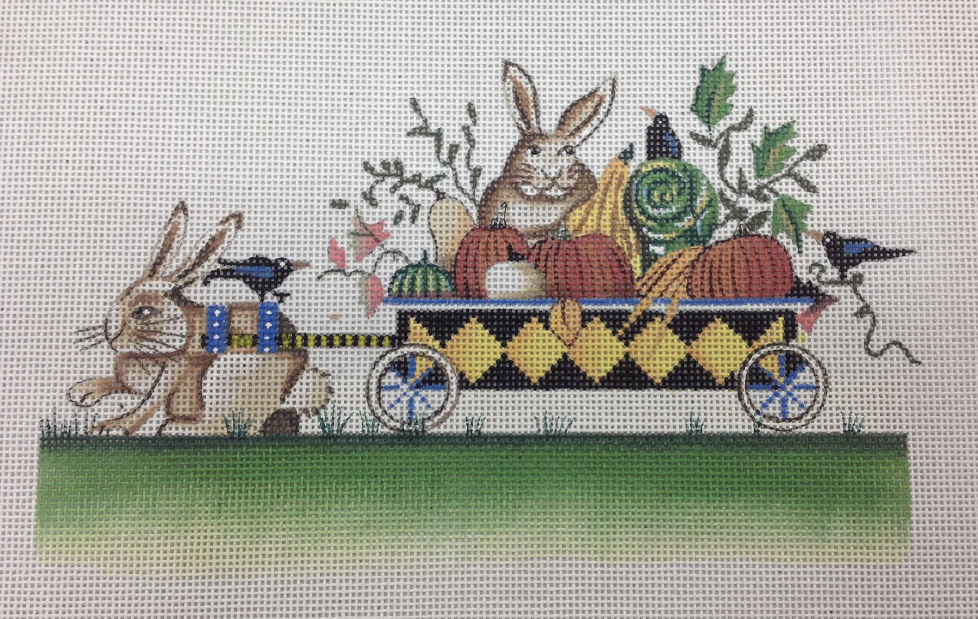 abundance bunny cart