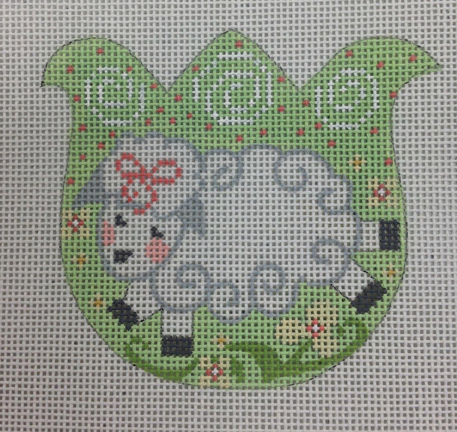 lamb tulip