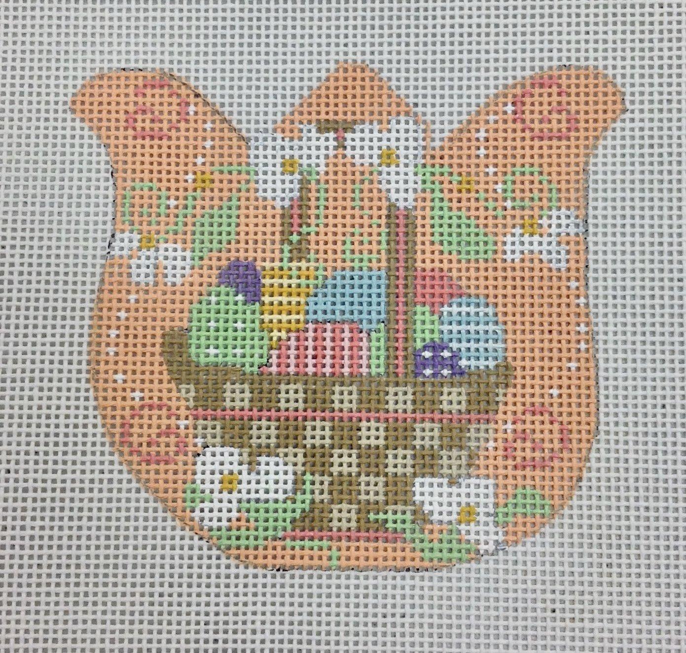 spring basket tulip