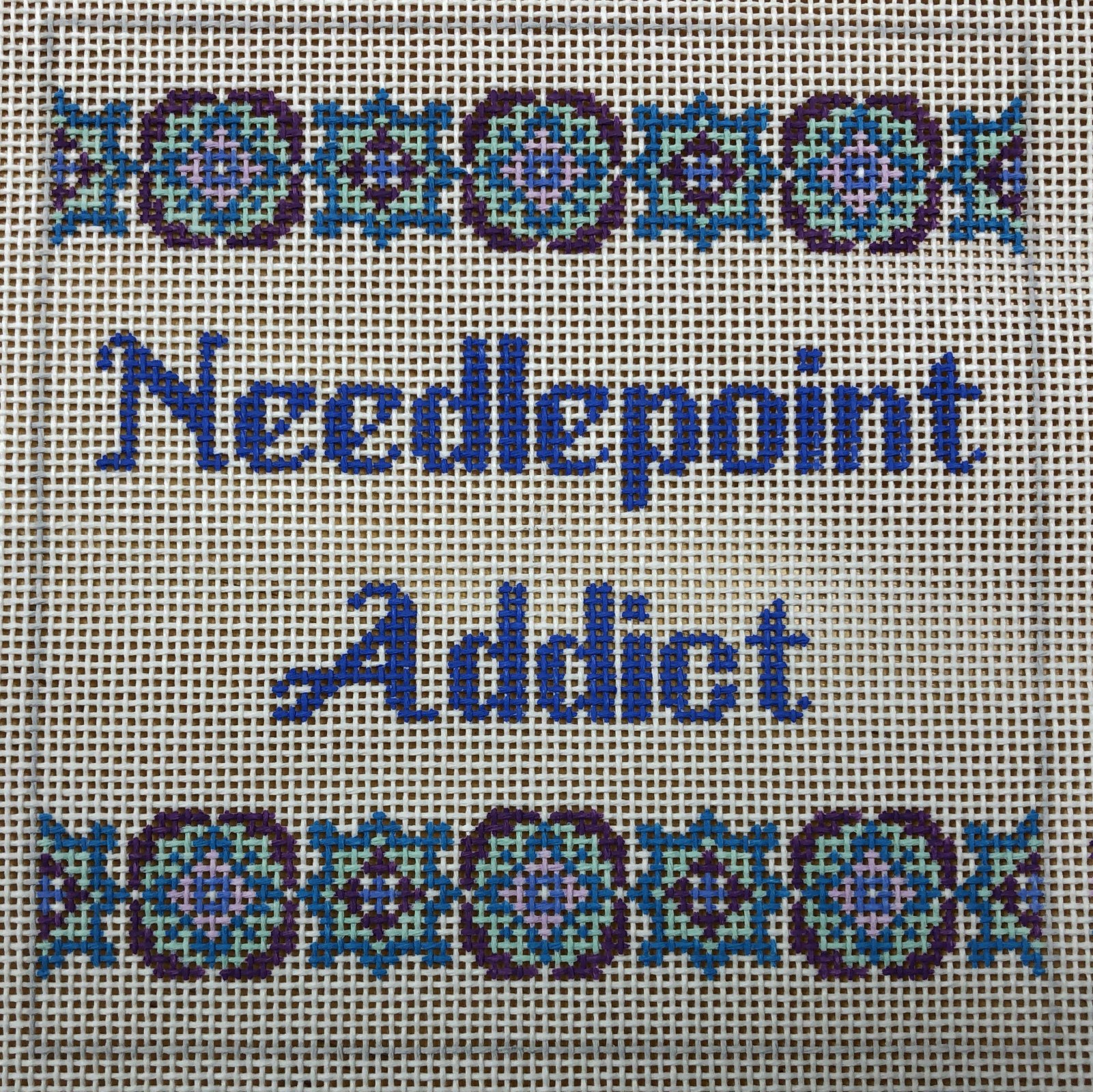 needlepoint addict