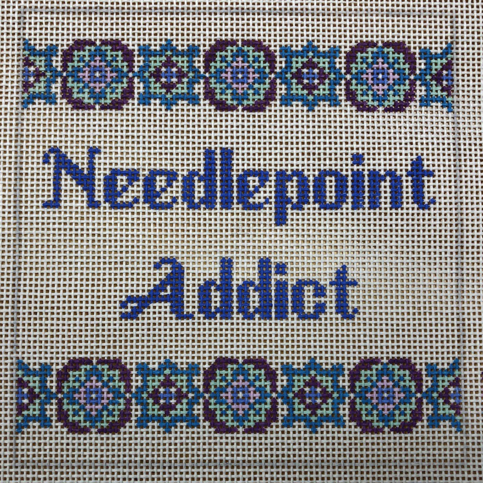 needlepoint addict*