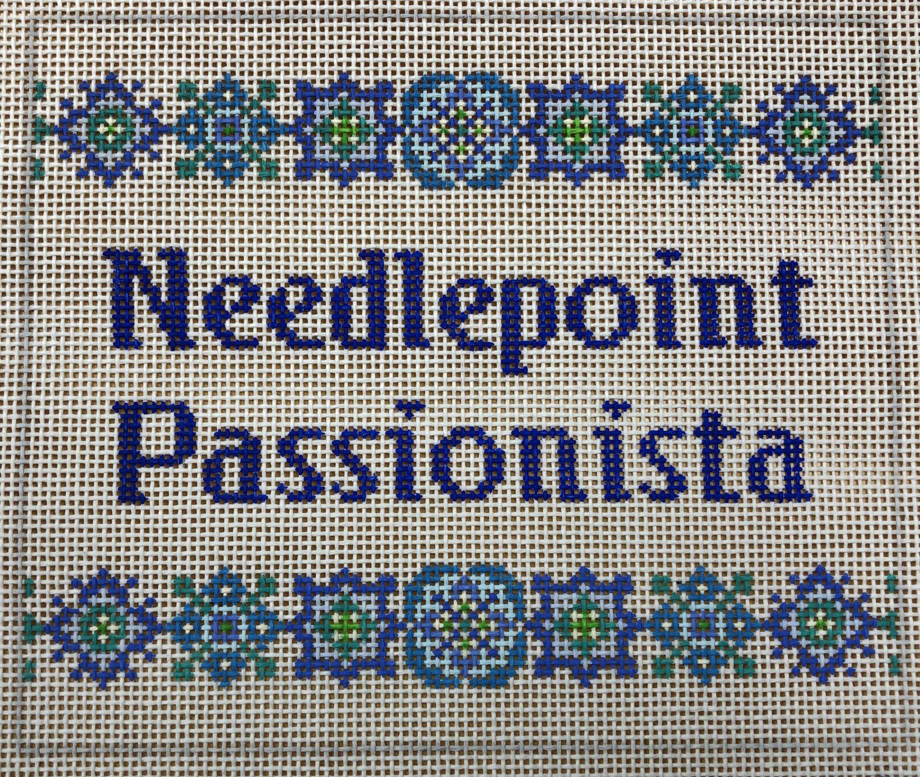 needlepoint passionista