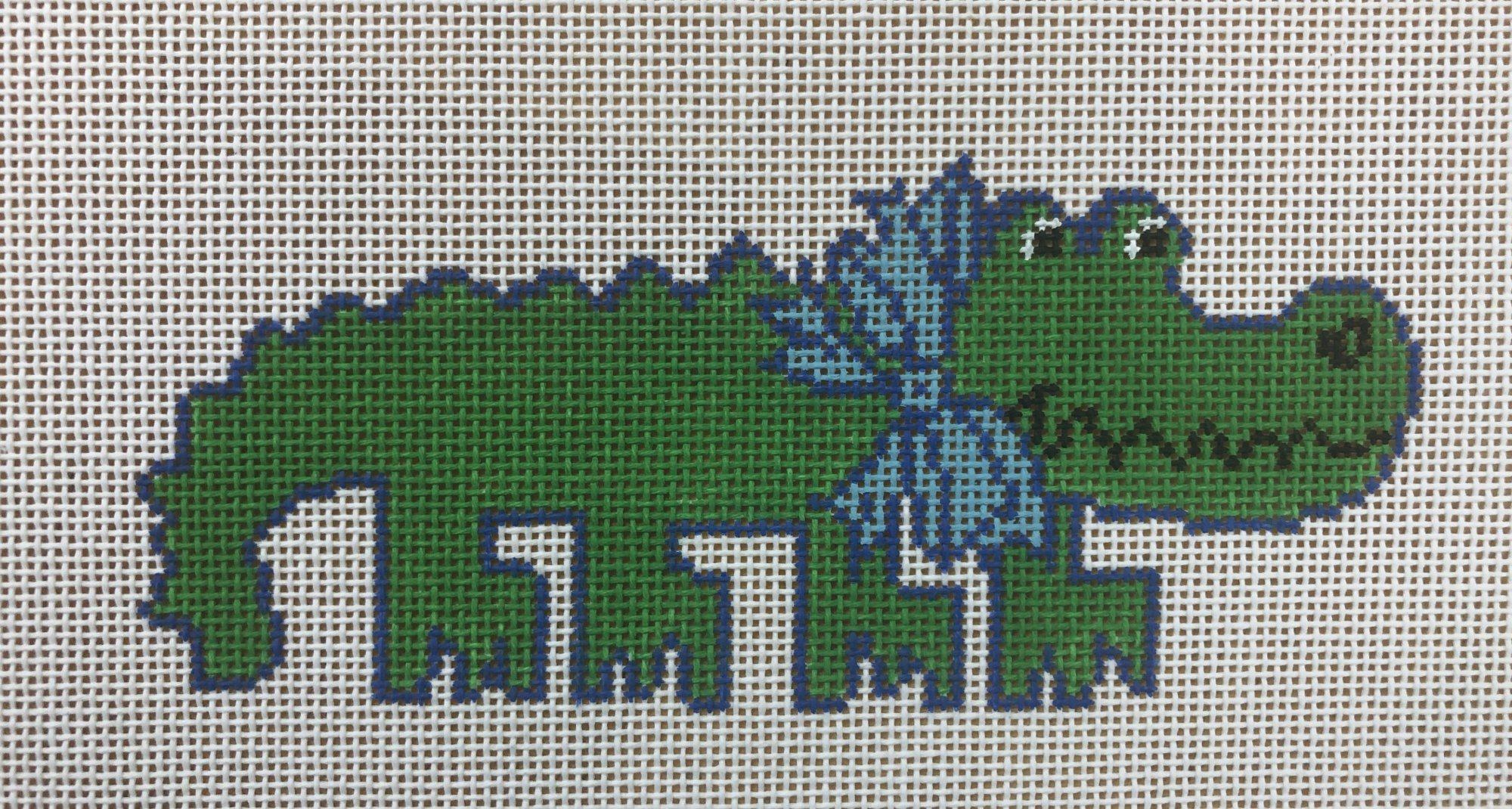 lil alligator w bow