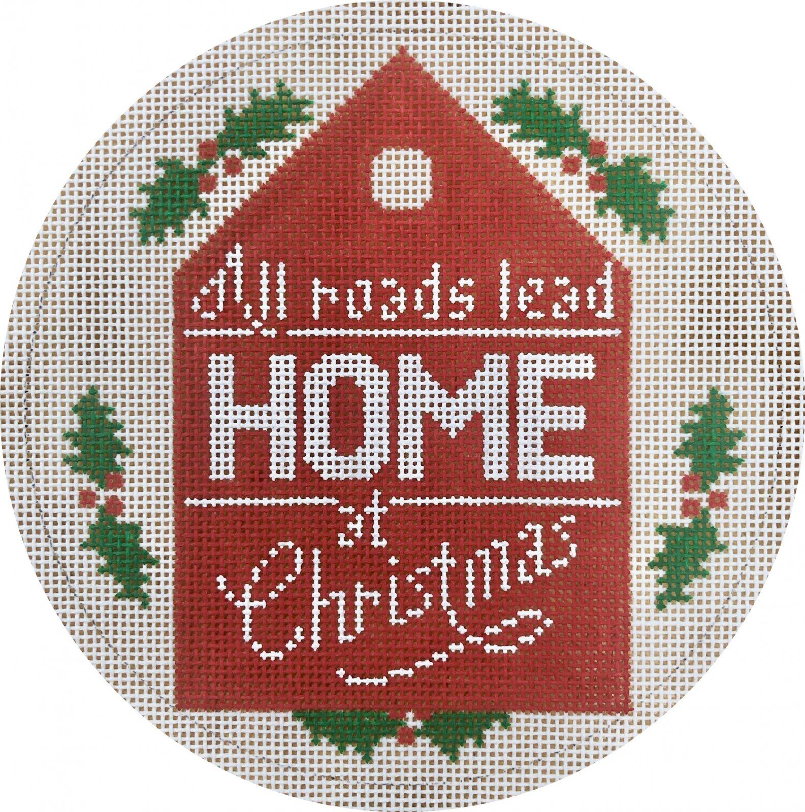 all roads lead home at Christmas