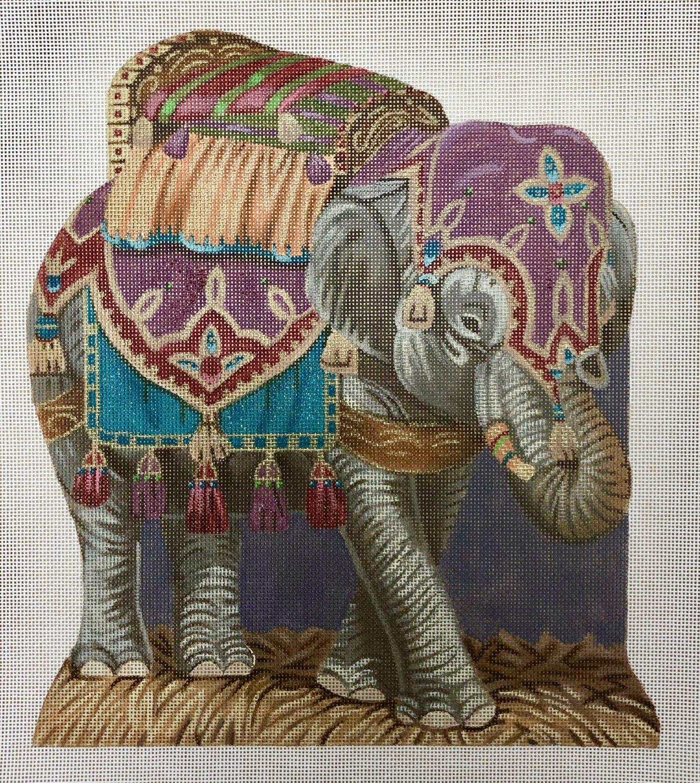 nativity doll, elephant
