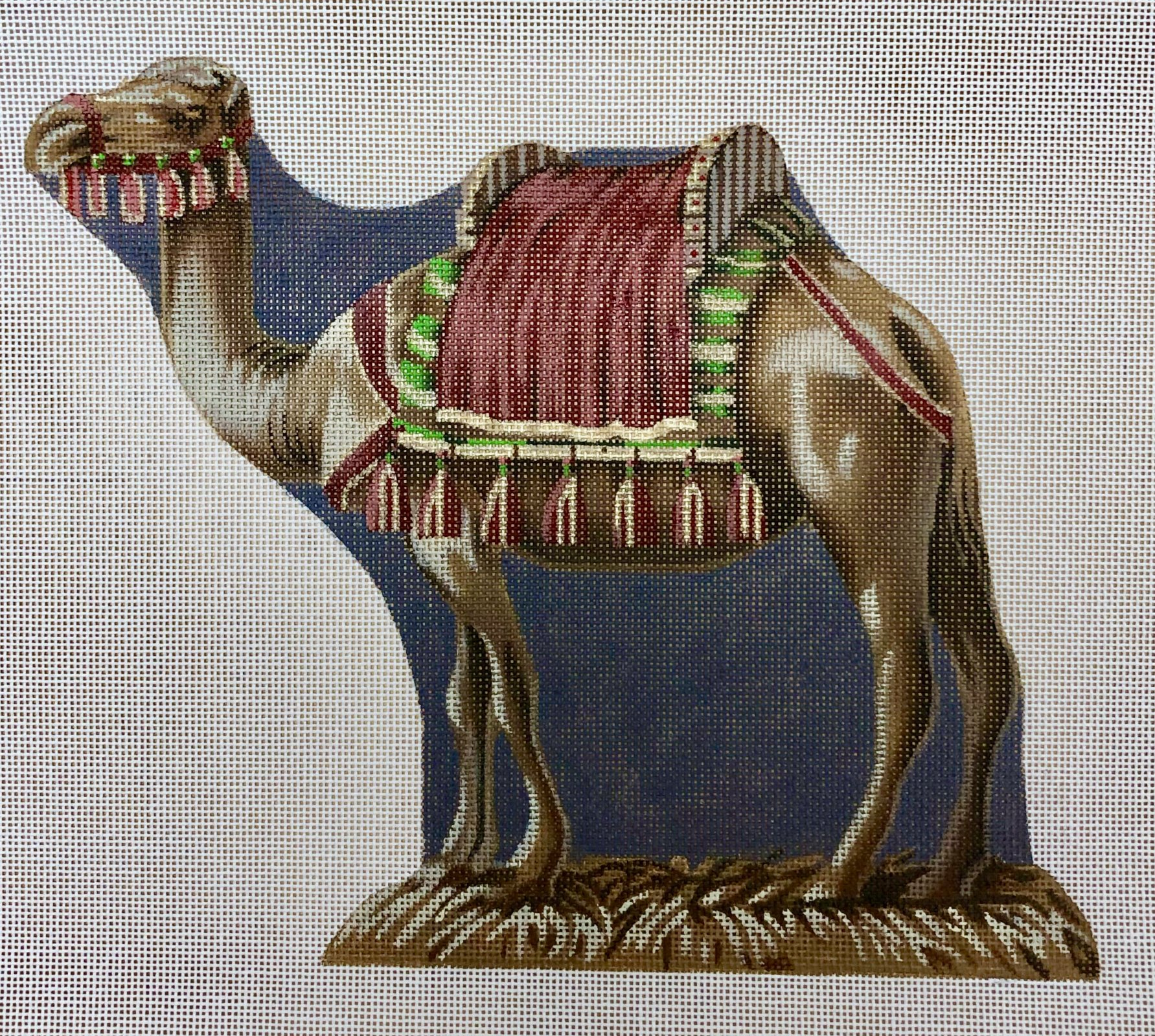 nativity doll, standing camel
