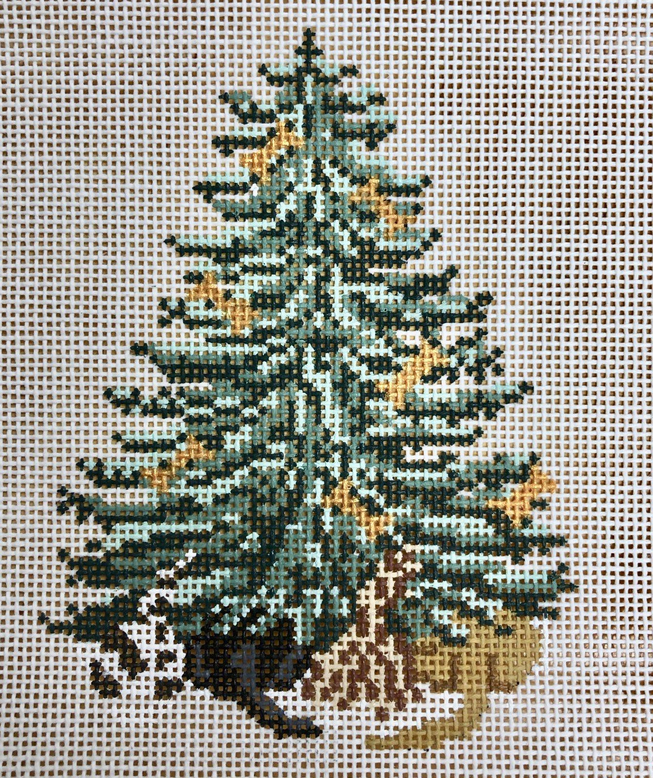 dog & bone christmas tree