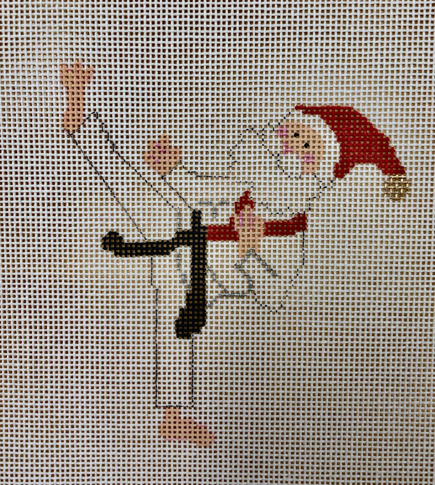 karate santa w stitch guide