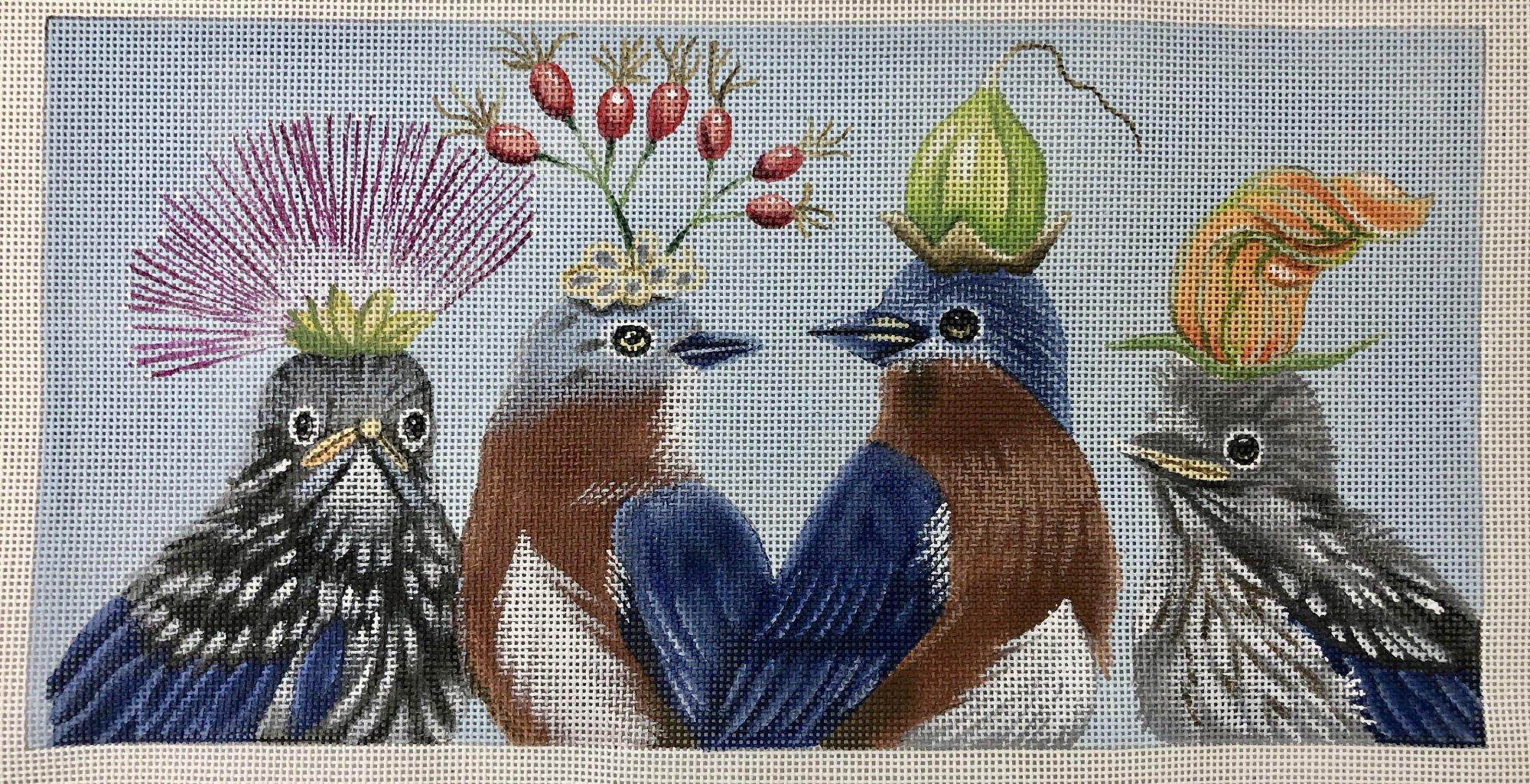 bluebird family