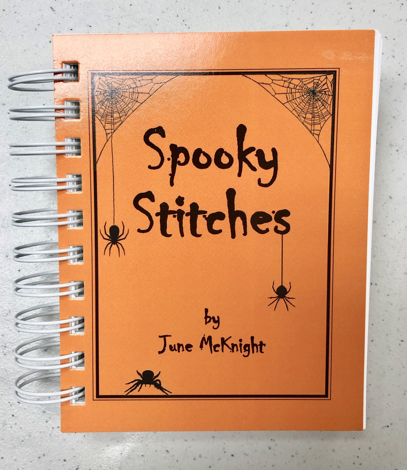 spooky stitches