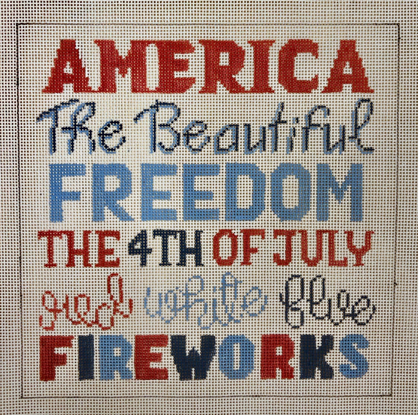 fourth of july words