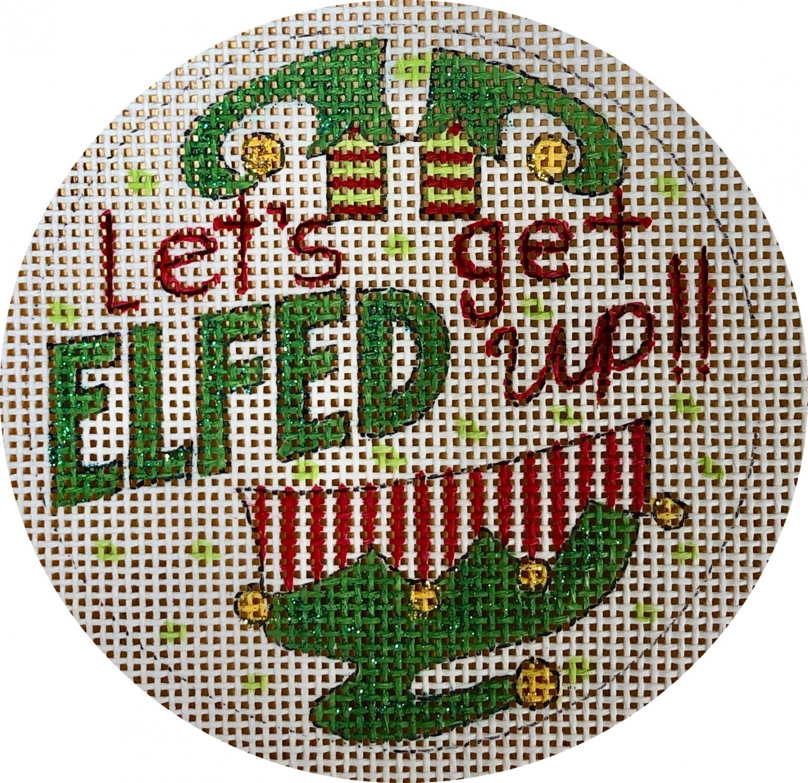 let's get elfed up