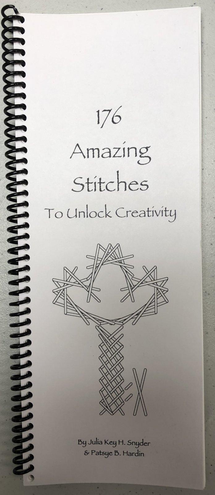 176 amazing stitches