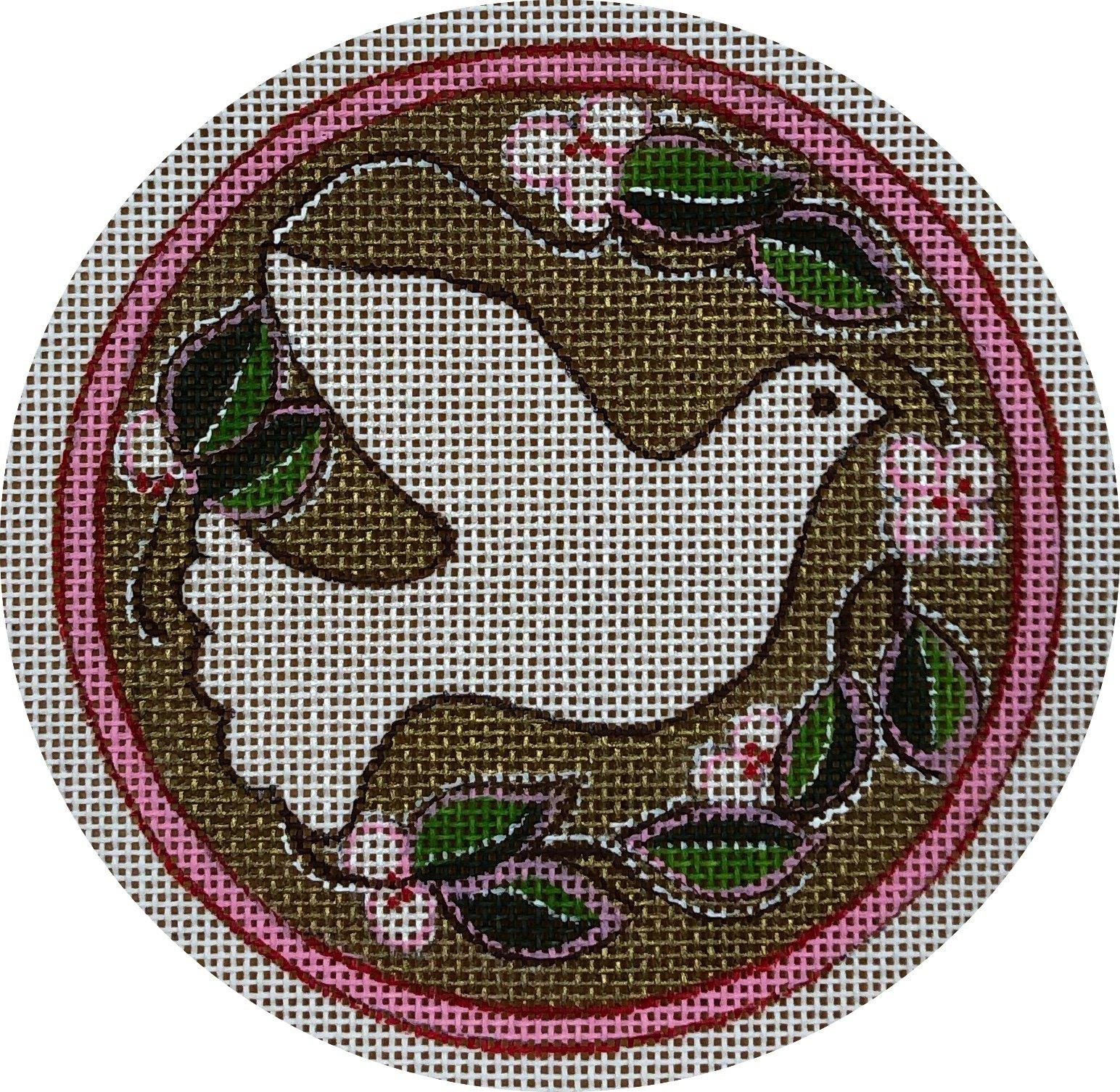 dove, gold