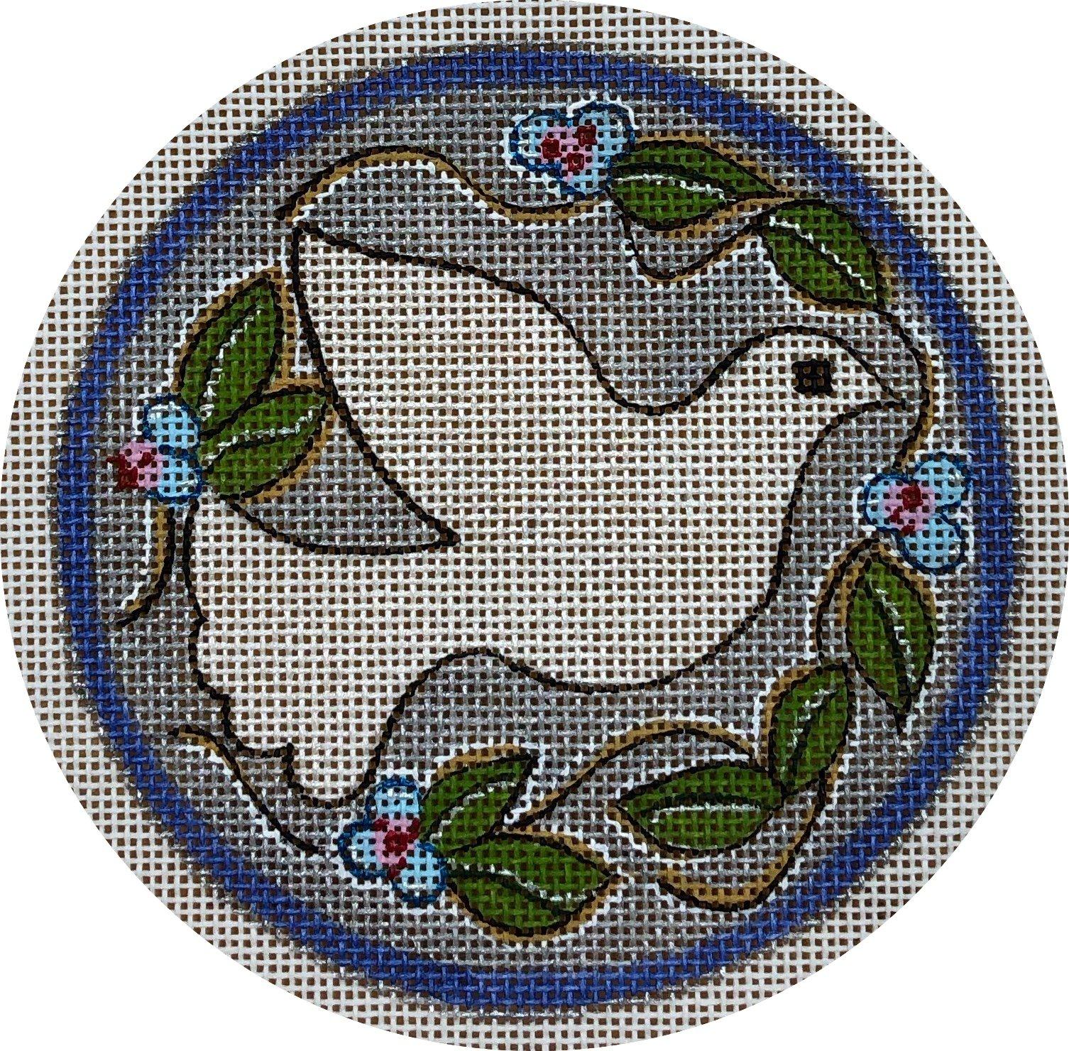 dove, silver
