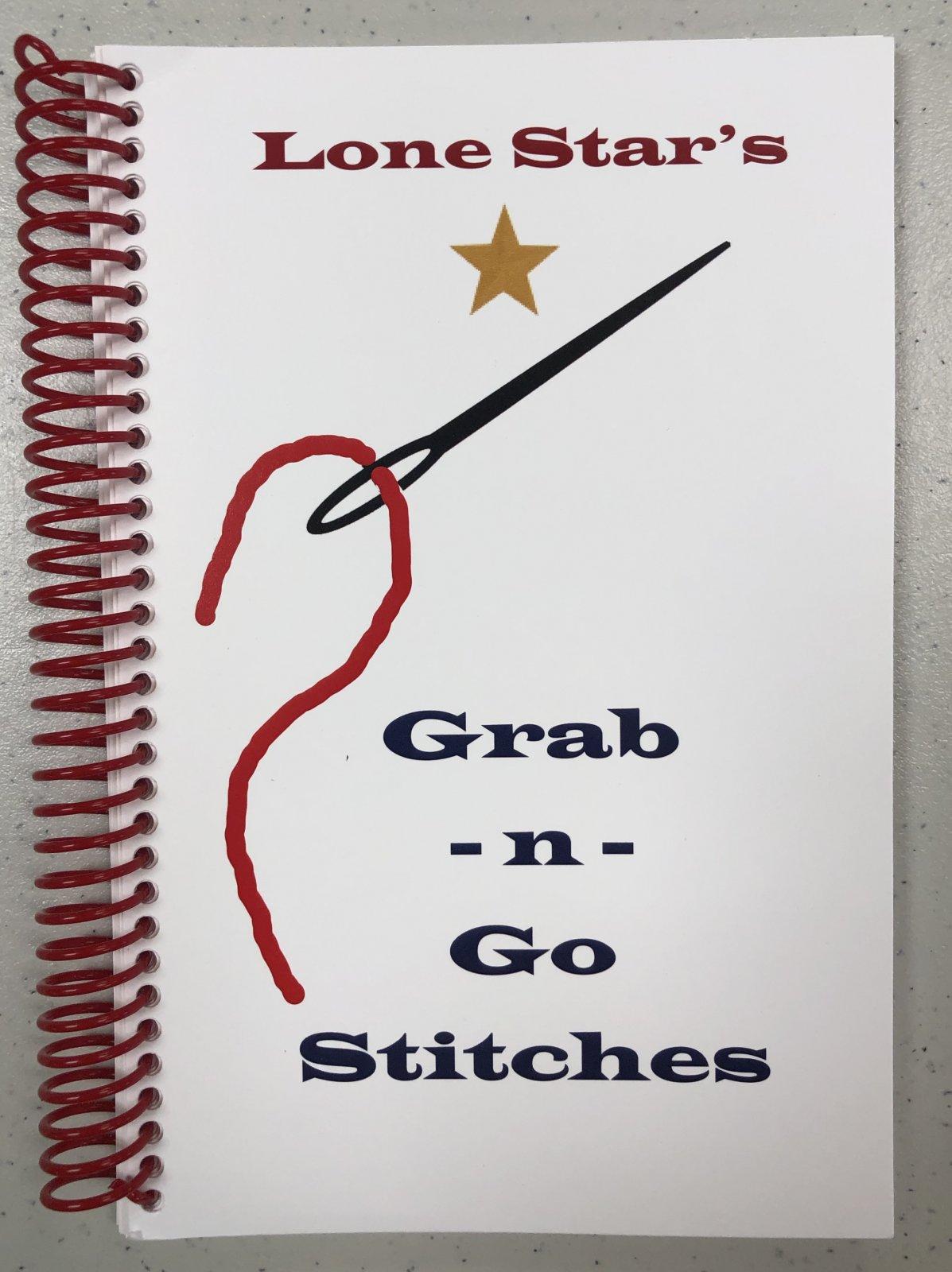 lone star's grab -n- go stitches