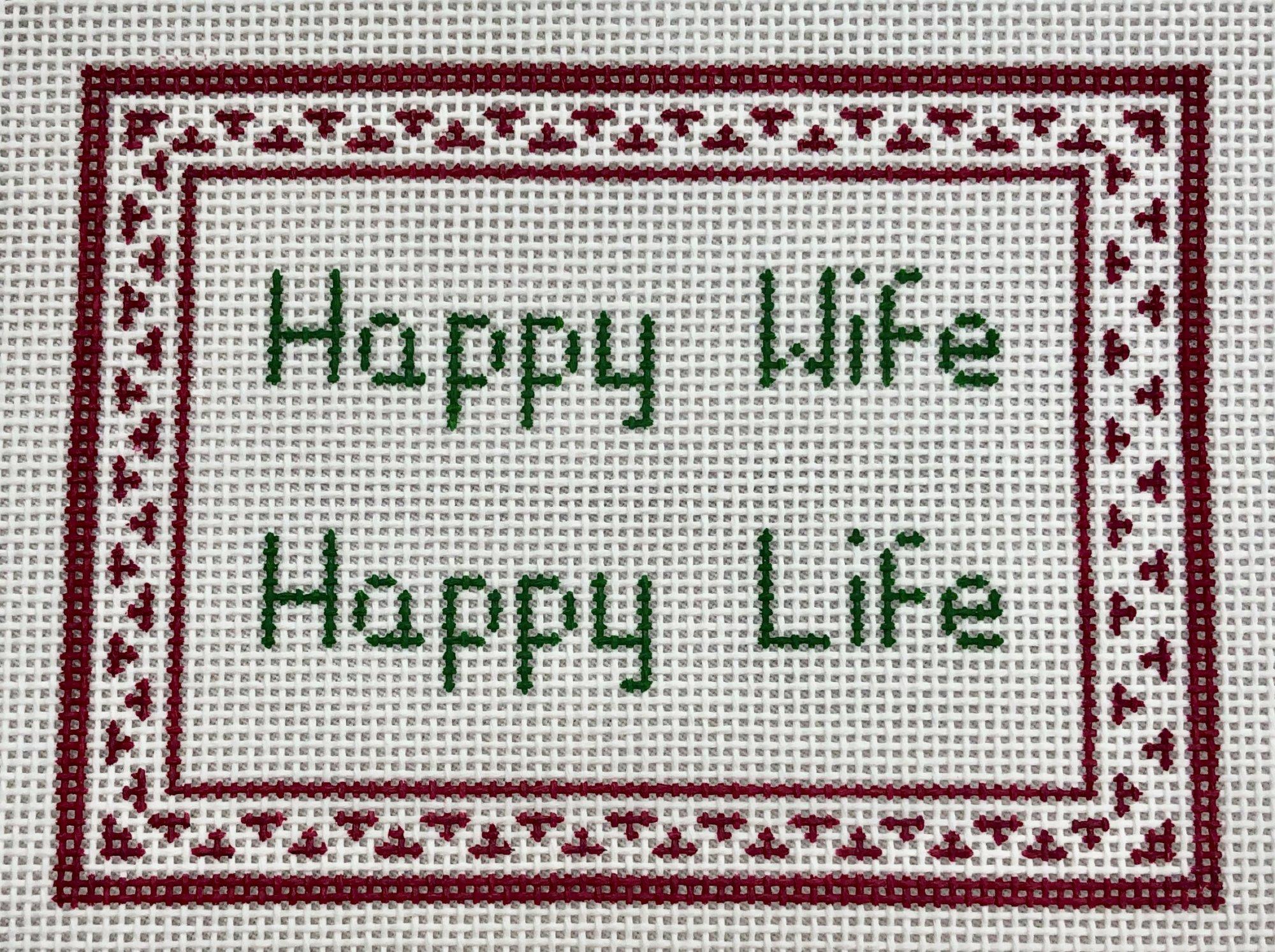 happy wife, happy life*