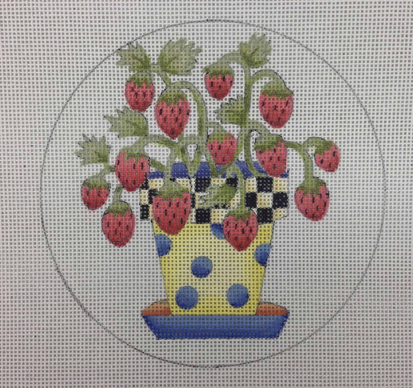 strawberry pot*