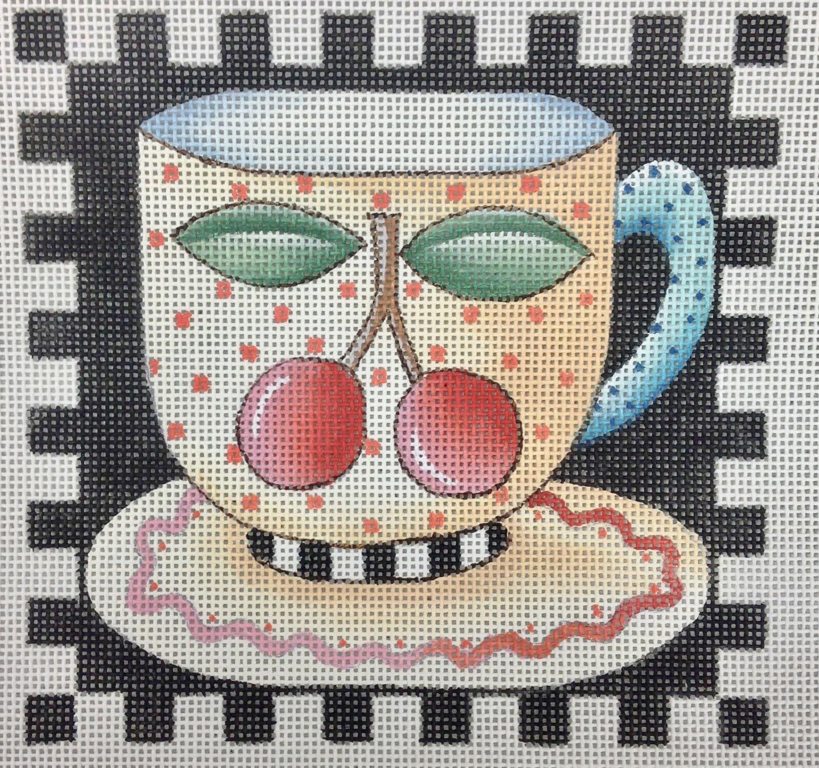 cherry teacup*
