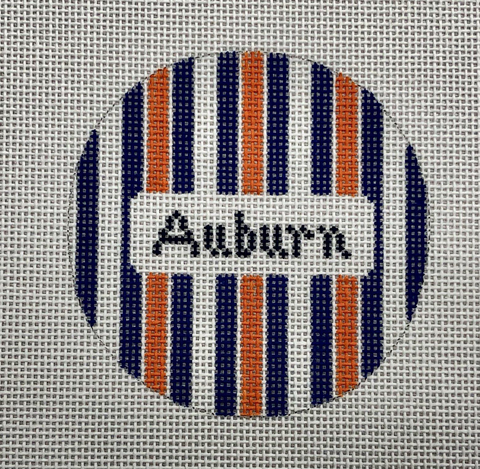 auburn round