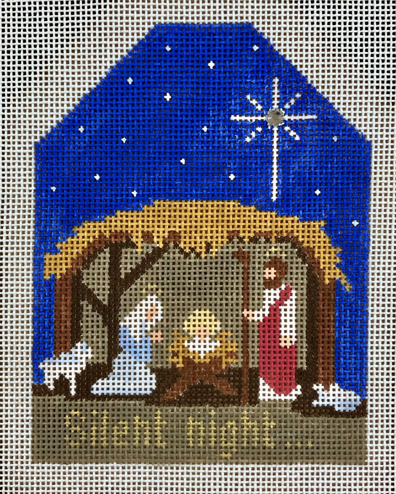 nativity, silent night