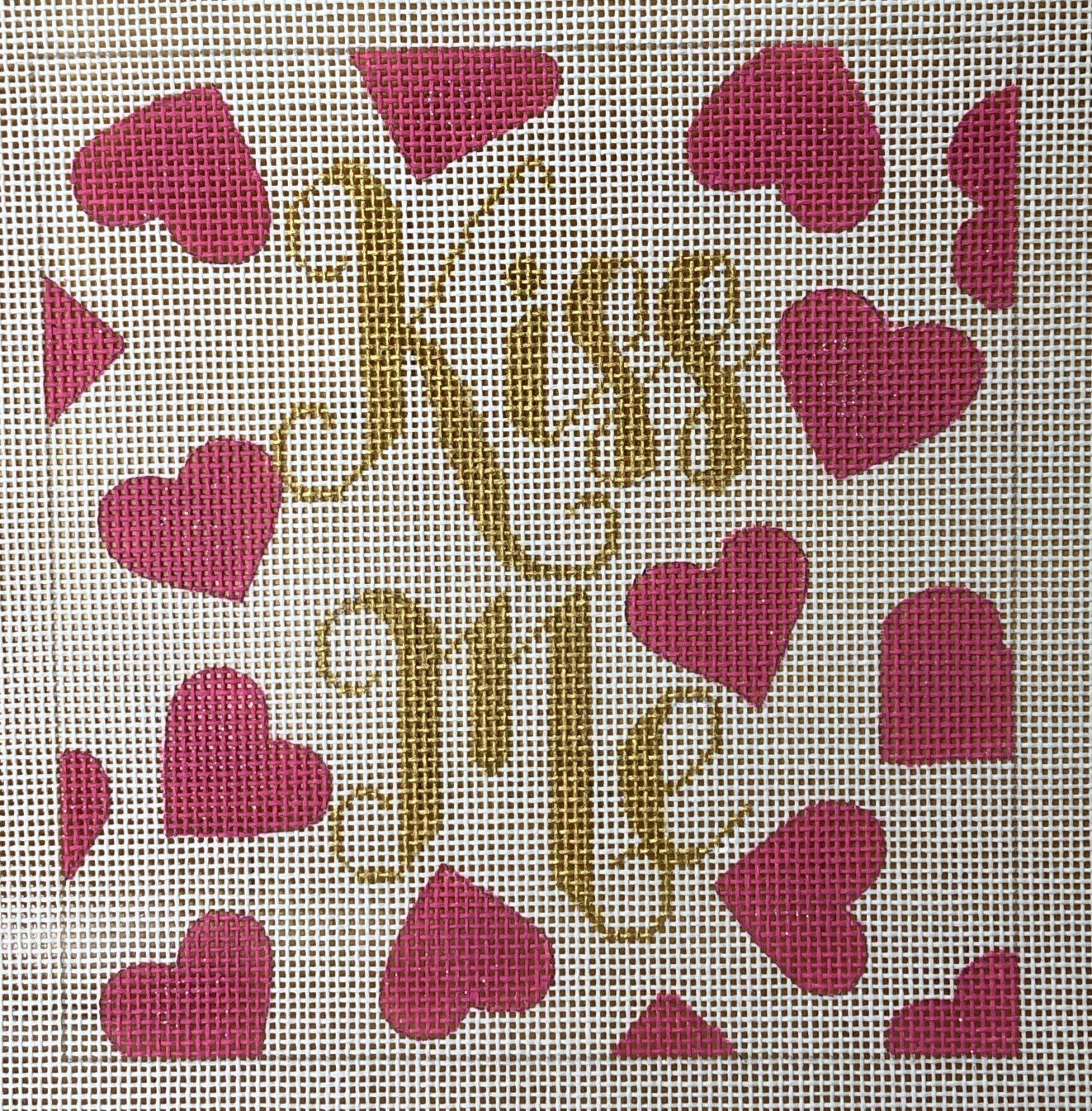 kiss me square