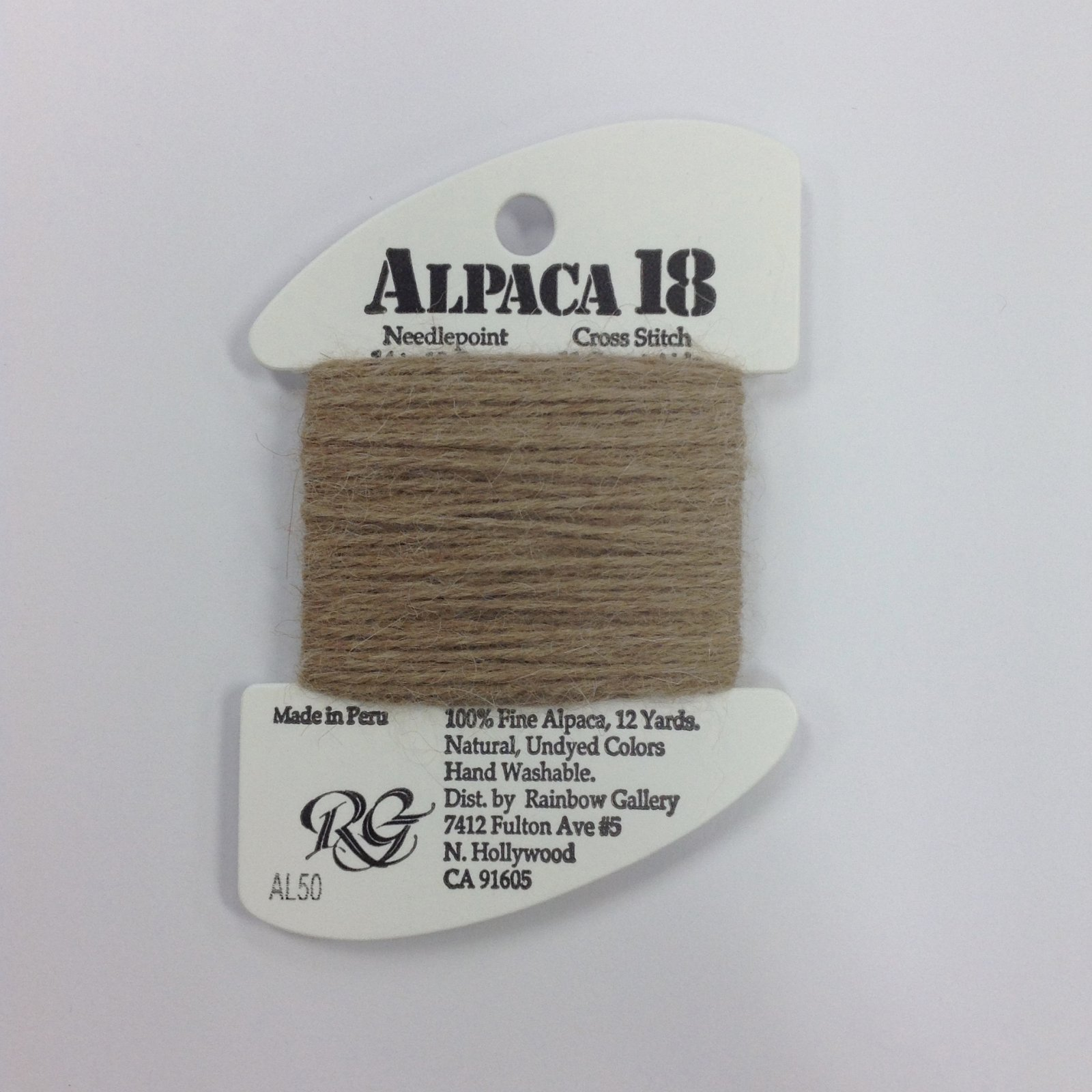 alpaca 18