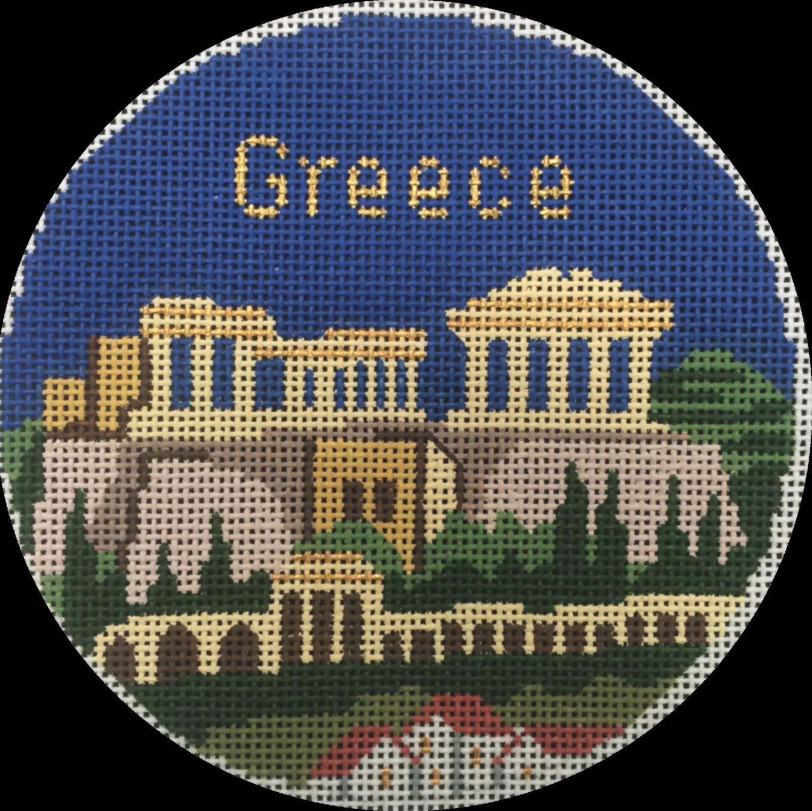 greece ornament