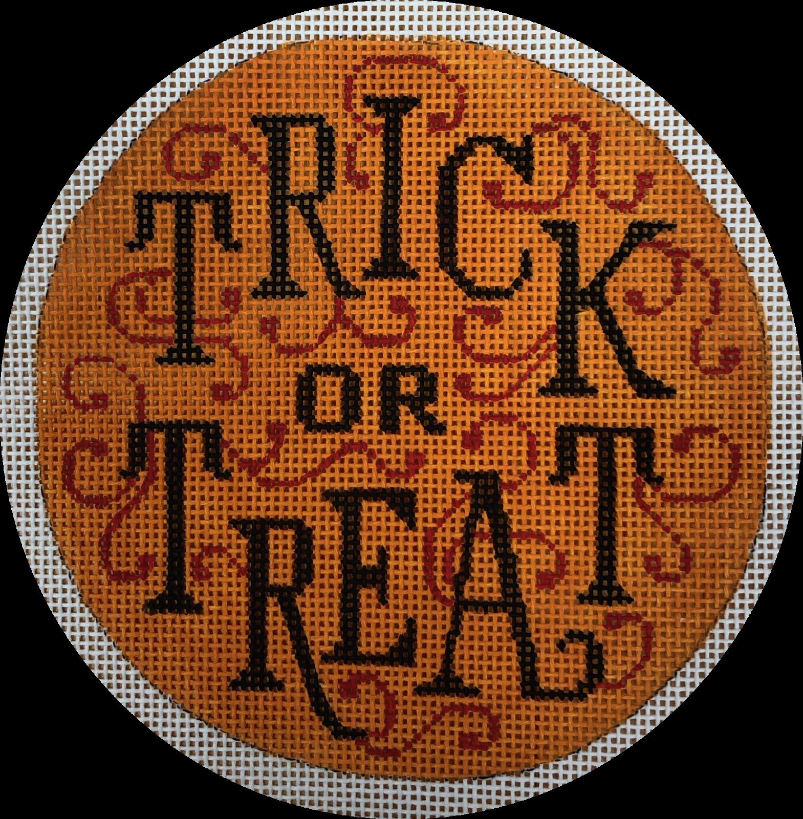 trick or treat ornament