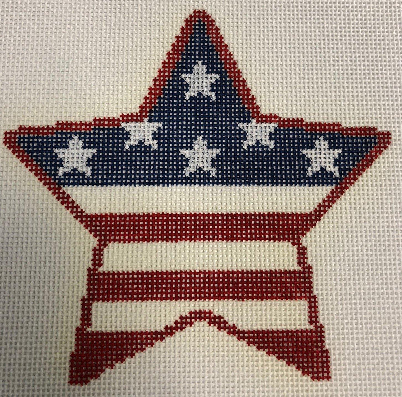 stars & stripes star