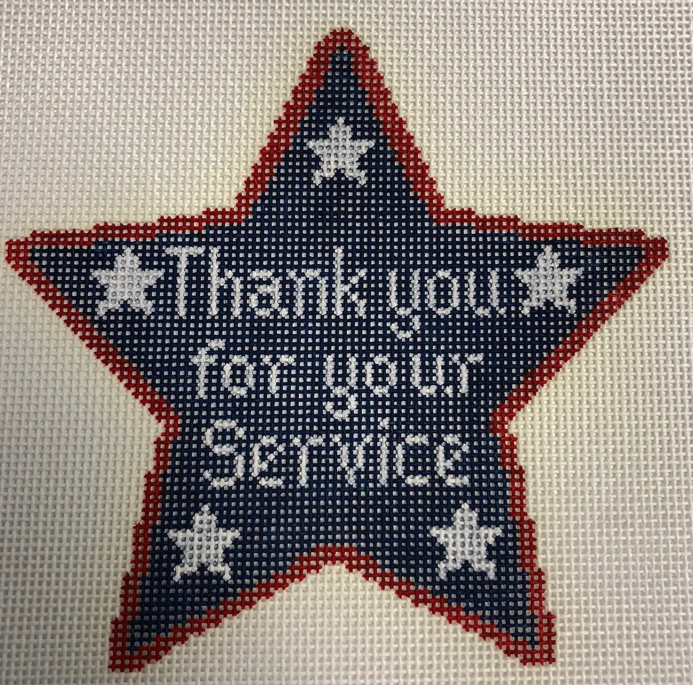 thank you for your service, star