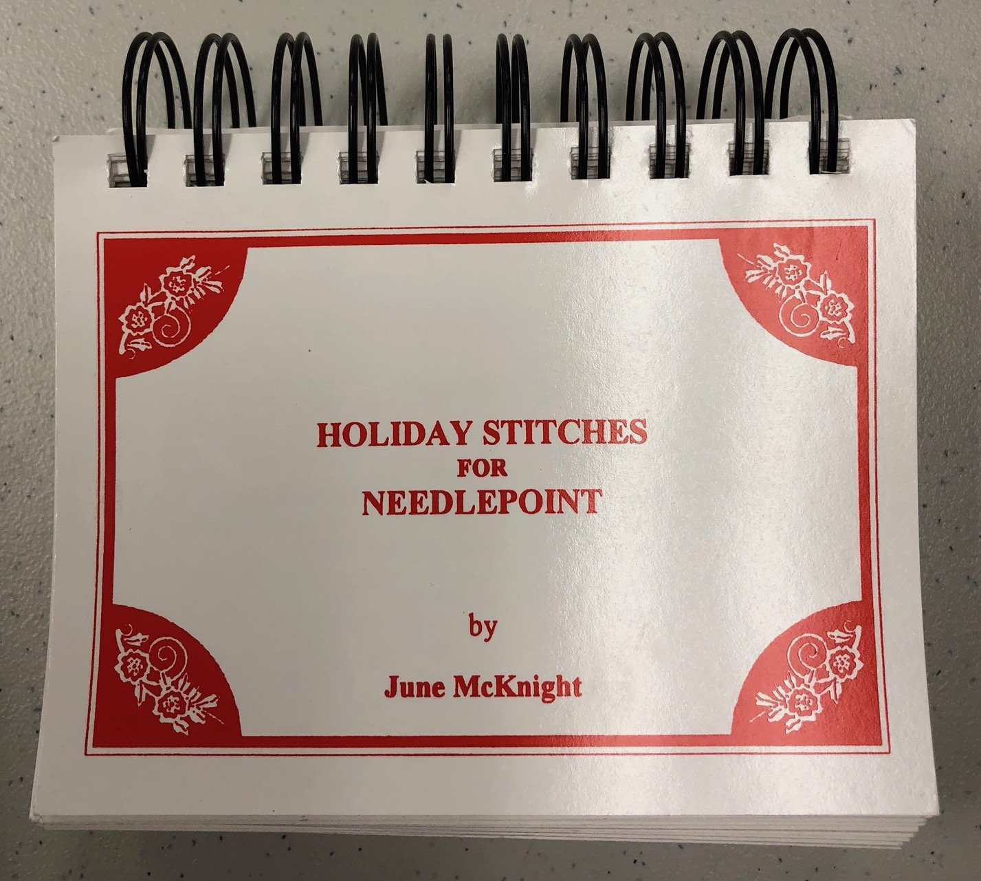 holiday stitches