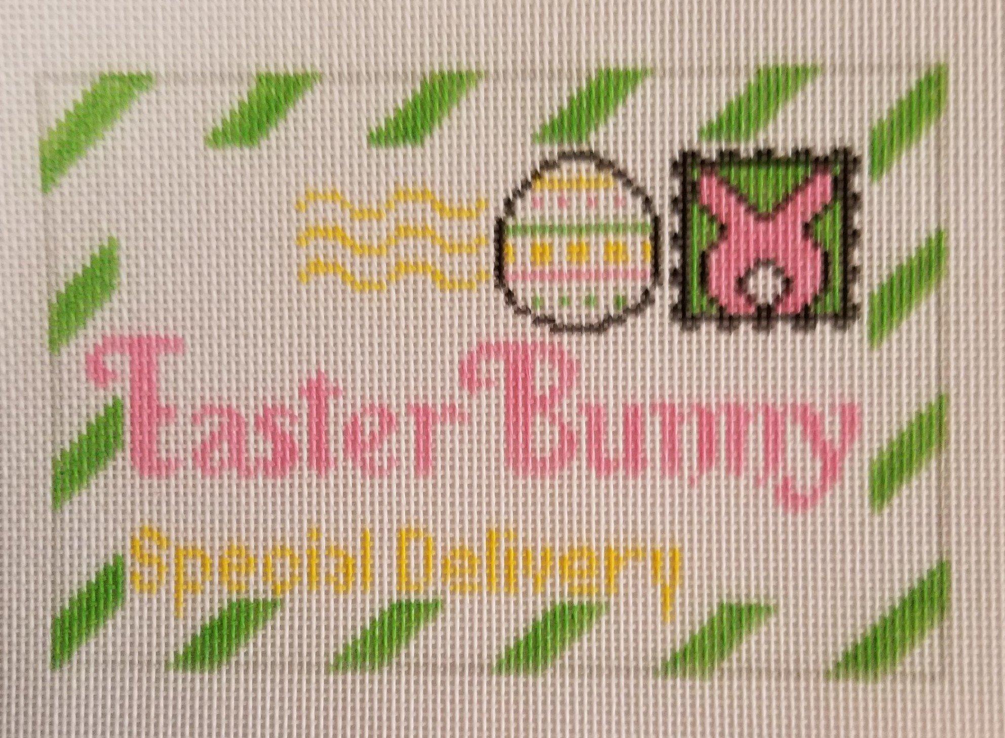 easter bunny mini letter