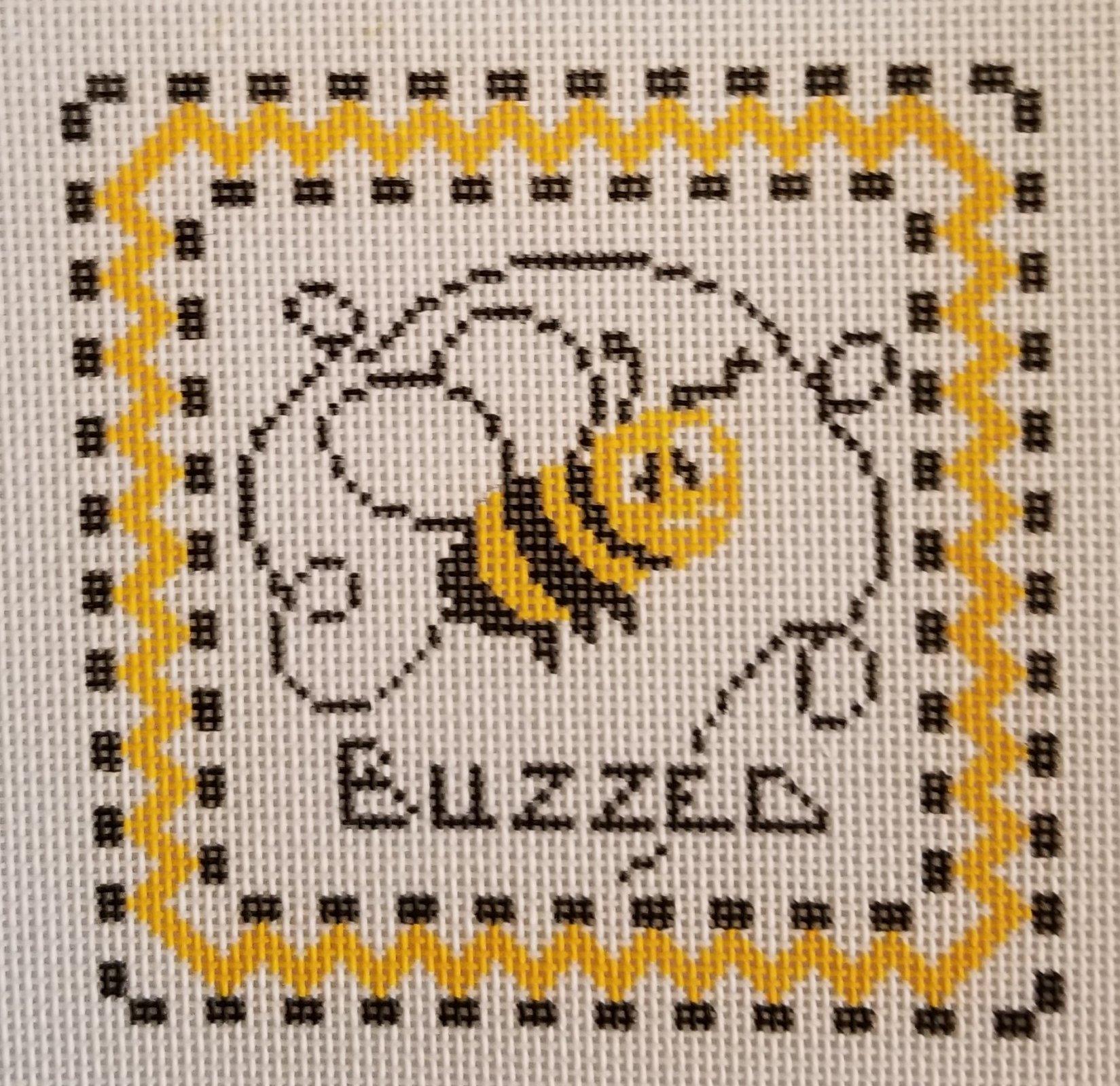 buzzed coaster
