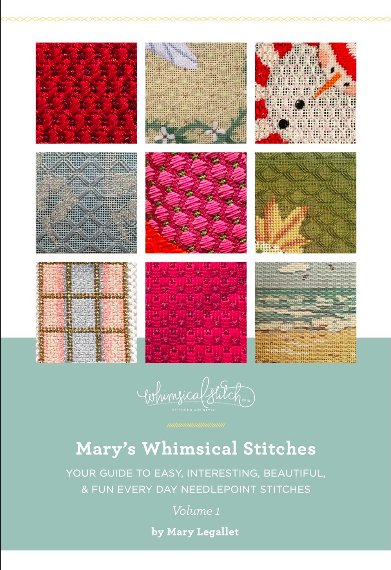 Mary's Whimsical Stitches book, Vol 1