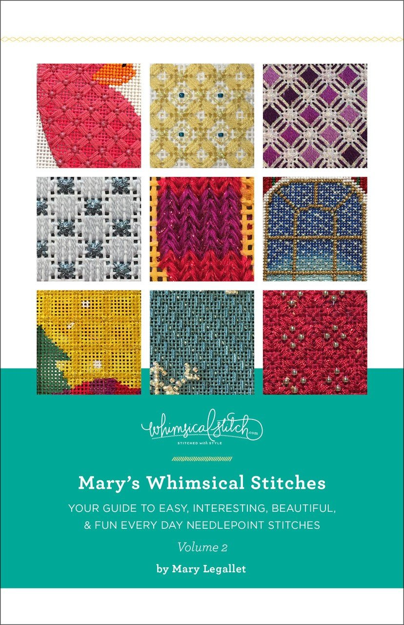 Mary's Whimsical Stitches book, Vol 2