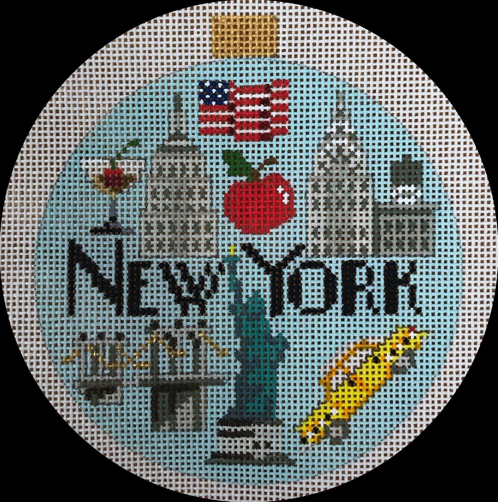 new york travel round