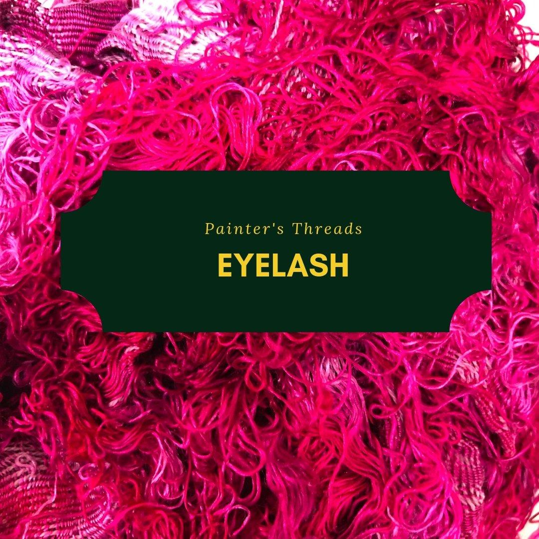 painter's threads eyelash