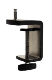 koncept desk clamp black