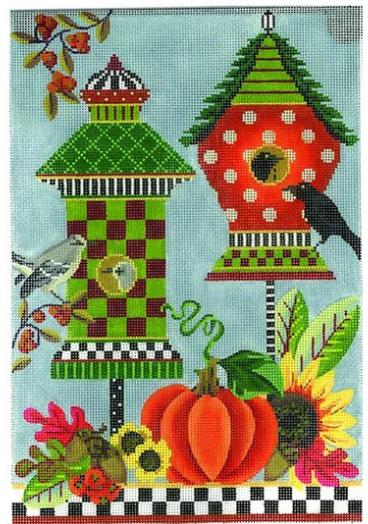 birdhouse, autumn 18