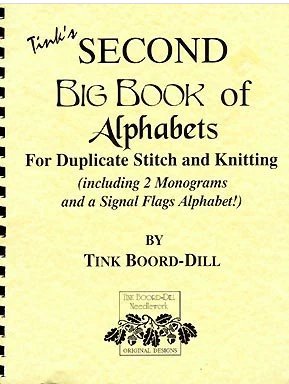 big book of alphabets for duplicate 2