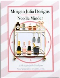bar cart needle minder