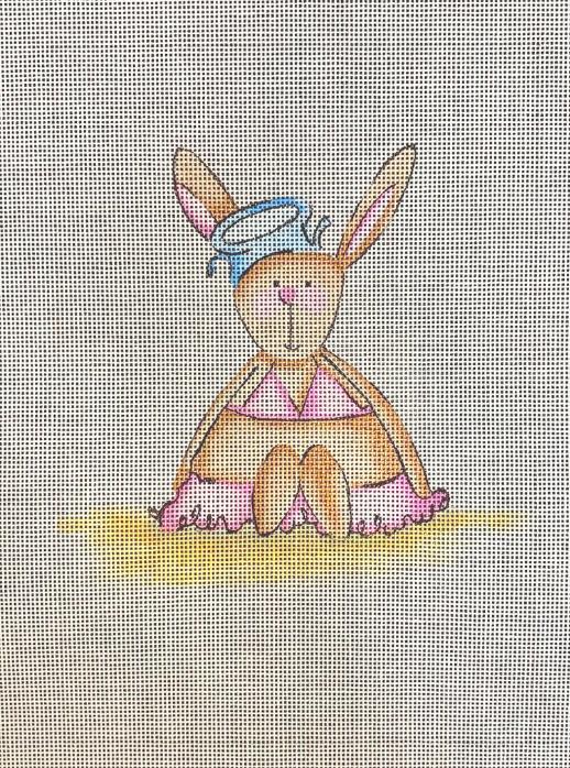 rabbit swimmer
