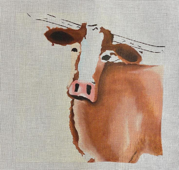 tilted steer
