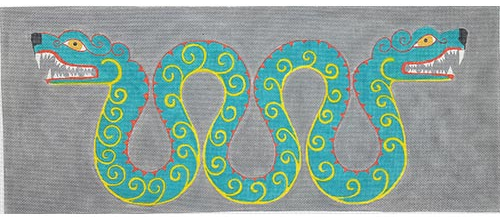 2 headed serpent