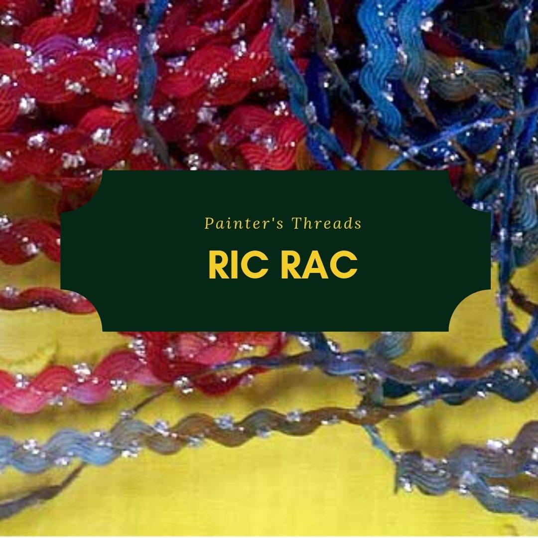 painter's threads ric rac
