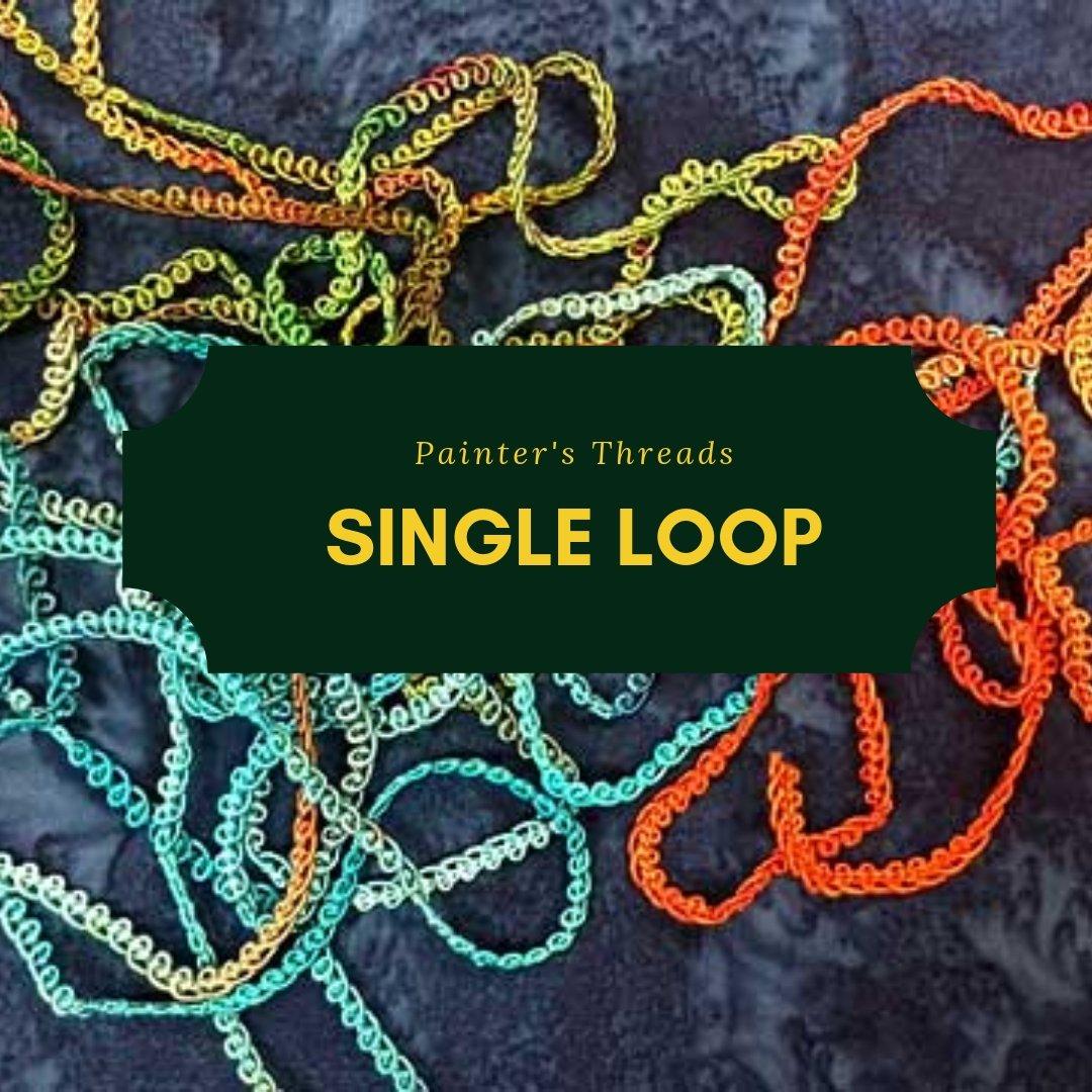 painter's threads single loop